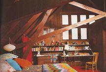 Other interiors I like / by Jessica Mlotkowski