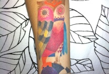 Tattoos / by Karen Standy