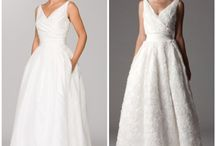 Wedding dresses / by Veruschka Crafford
