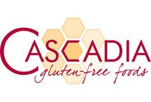 Cascadia Gluten Free Foods / Delicious gluten-free granola and energy bars made with premium ingredients made with love in a gluten-free kitchen!