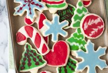 cookies, cakes, decorating