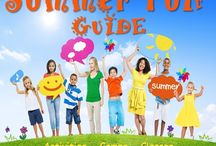 Summer Fun Guide / Summer Fun in Houston and surrounding areas