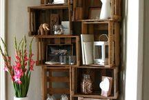 Holzkisten woodenboxes