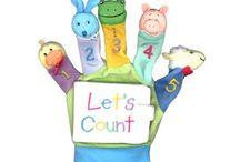 Books for babies / Libros para bebés y niños pequeños