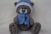 ~ Crochet Teddy's &  Bears ~