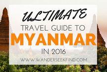 Dreaming Myanmar