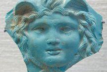 Gorgoneion (head of Medusa)