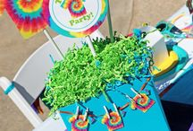 Children's Party Ideas / Decoration, food and fun - ideas for children's parties.