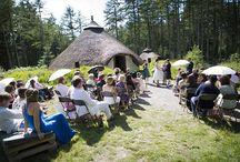 Outdoor Wedding Ceremonies / Have a beautiful outdoor wedding ceremony in Scotland. Just pray for sunshine!
