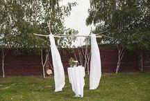 Wedding gates