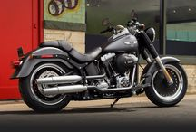 Softail / Harley Davidson icon. Introduced 1984 model year at the same time as the launch of the Evolution 1340 V-twin.