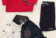 Stud Muffins ! / Latest spring wear for your fashionable baby boy!