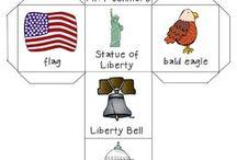 For my classroom- patriotism unit