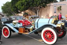 Antique Automobiles / Early Cars 1900 through 1960  Restored cars .