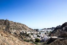 Blogger im Sultanat Oman / Hier zeigen wir euch Bilder von Bloggern, die das Sultanat Oman bereist haben. Lasst euch inspirieren!