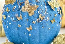 Cinderella wedding / fantasy wedding with cinderella theme