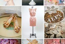 Summer Wedding Inspiration / Take a look at inspirational wedding ideas for the summer season