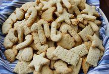 Desserts / Desserts, cookies, Christmas cookies, Eid Cookies, South Sudan desserts, Mediterranean desserts recipes