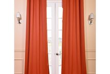 Curtains Ideas With Spice Colors