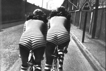 girls + bicycles