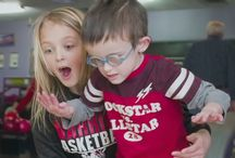 Beyond the classroom for partially sighted and blind kids
