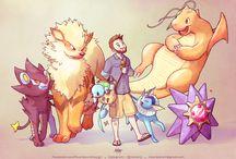 Équipe pokémon