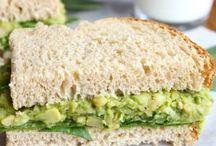 Sandwiches, Breads