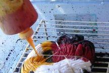 tie dye batik and what ev