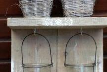 Wand hanglamp