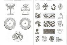 орнаменты древней Америки