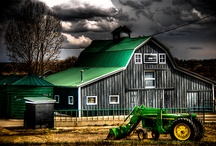 Barns Full of Charms / by Linda Deweese-Brown