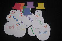 Snow People Theme / by Christine Davis