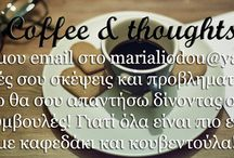 coffee thoughts!