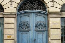 Doors / by Mandy Nichols