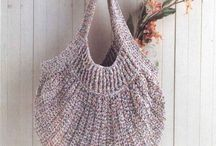 Crochet Purses and Bags / by Jill