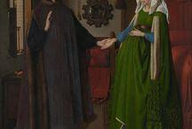 Gênios da Pintura ~ Estilo Gótico ~ Jan Van Eyck