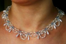 collane sposa - bridal necklace