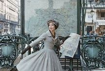 Through the age's (Vintage fashion) / See how style has changed, fashion of all genres and decades from 1800's to 1990's