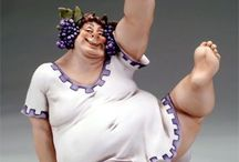 Ceramica figurine