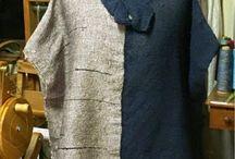 Handwoven Tops, Vests, Jackets