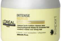 L Oreal Serie Expert Intense Repair Masque Dry Hair / L Oreal Serie Expert Intense Repair Masque Dry Hair Purchasable At Onebeautybox.com Hair Care Product Section