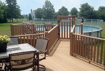 pool ideas for back yard