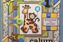 Children's Cards / Dětská přáníčka