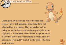 Pokemon personality