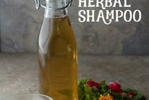 Shampoo - DIY herbal homemade how to