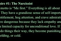 Narcissists I Know