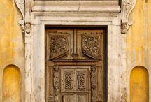 Doors / Doors of the word