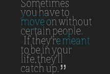 Quotes / by Miranda Roddam