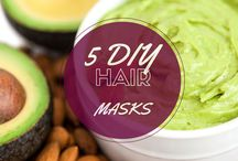 ✿ DIY : Skin & Hair Care ✿