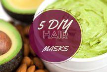 ✿ DIY : Skin & Hair Care ✿